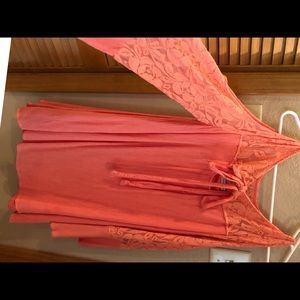 Dresses & Skirts - Coral boutique dress